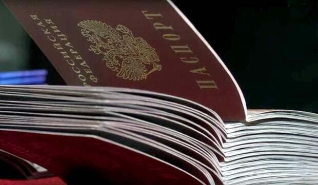 В правительстве России прокомментировали переход на электронные паспорта