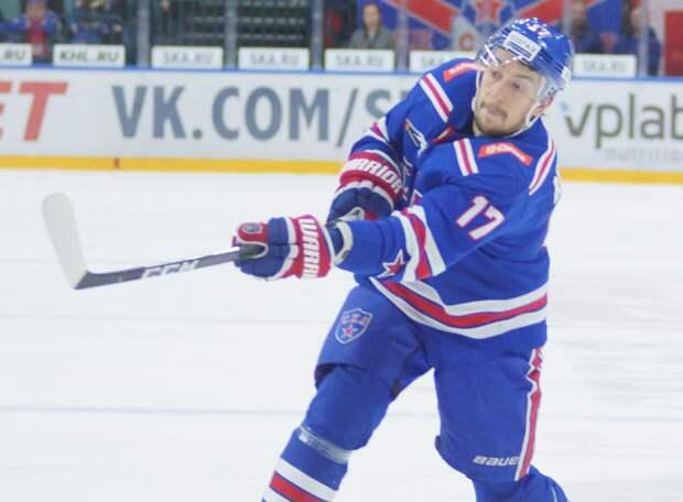 Кетов забил в меньшинстве, Бурдасов реализовал большинство. СКА  в гостях разгромил «Спартак»