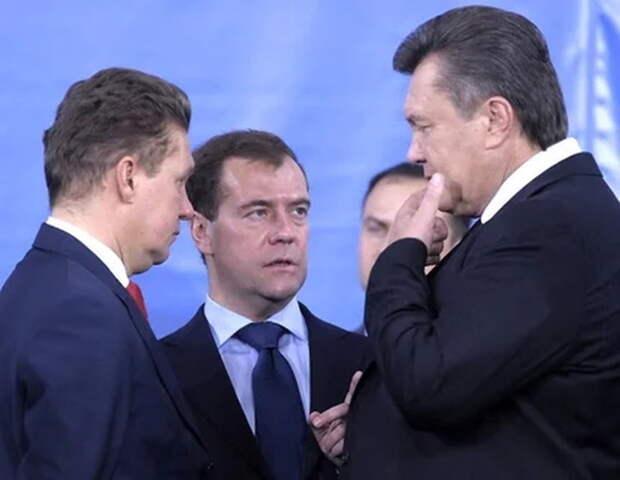 Сеть: «Благодарите Януковича за фашистов» — Янукович назвал ошибку Украины