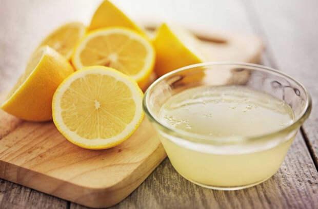 Разрезанный замороженный лимон может спасти вашу жизнь