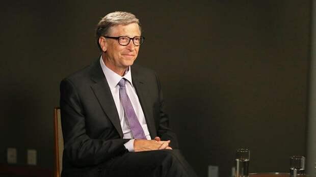 WSJ назвал причиной ухода Гейтса из Microsoft его роман с подчиненной