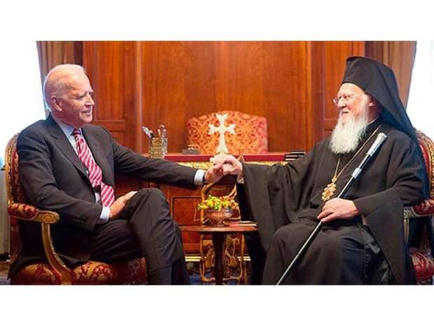 «Благословение» покровителей на дальнейшие захваты храмов получено?