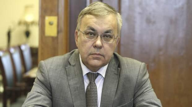 Замглавы МИД РФ призвал Израиль и Палестину к немедленному перемирию