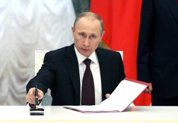 ПУТИН: СЛЕДУЮЩИЙ САММИТ G8 СТОИТ ПРОВЕСТИ В РОССИИ