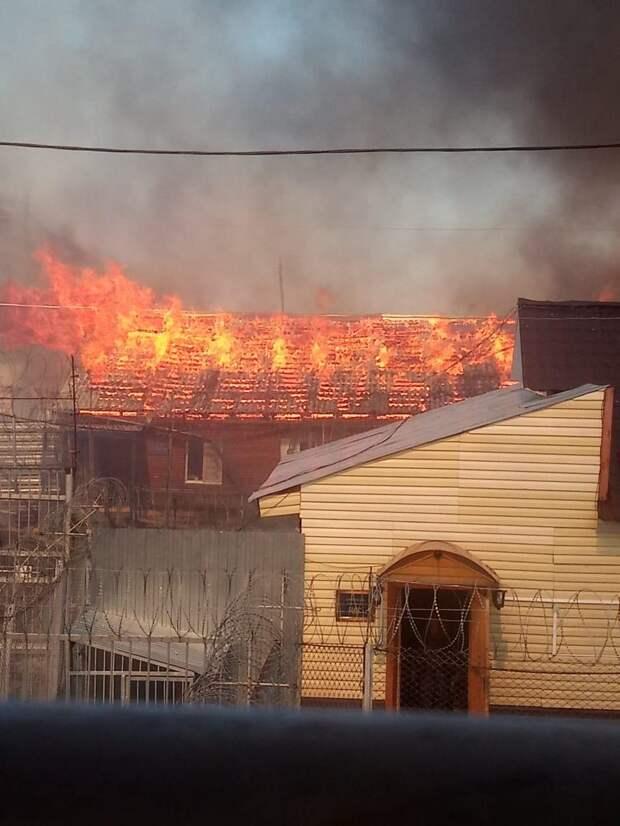 Пожар в колонии в Свердловской области: заключенных распределят по другим учреждениям