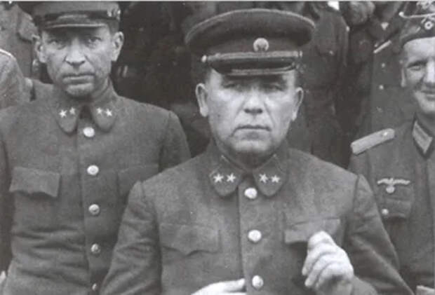 5 пленных советских генералов, которые под страхом смерти не пошли на службу к немцам