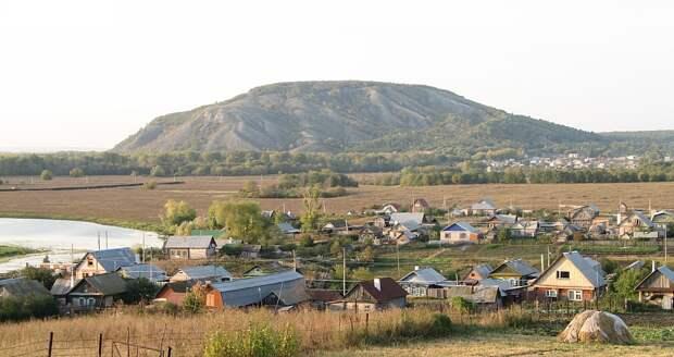 Глава Башкирии предложил план по сохранению горы Куштау