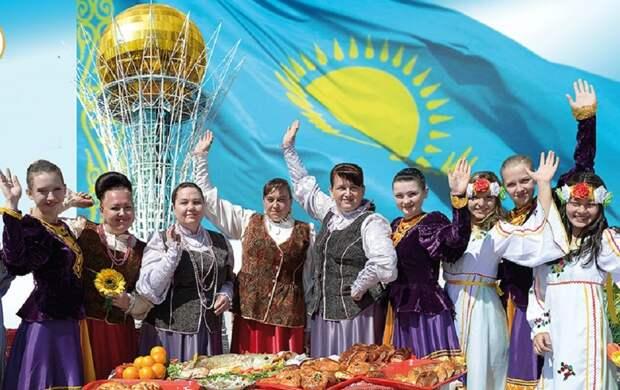 Кому извне Казахстана не терпится вбить клин между казахами и русскими?
