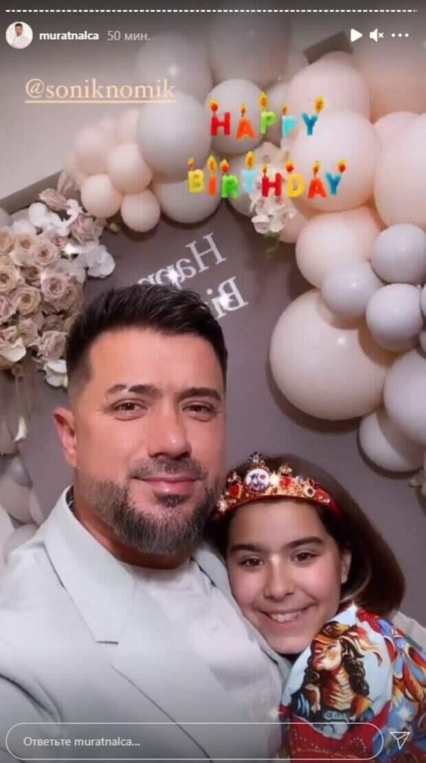 Экс-муж Ани Лорак Мурат в нарядном костюме показал, с какой красавицей отмечает день рождения: фото