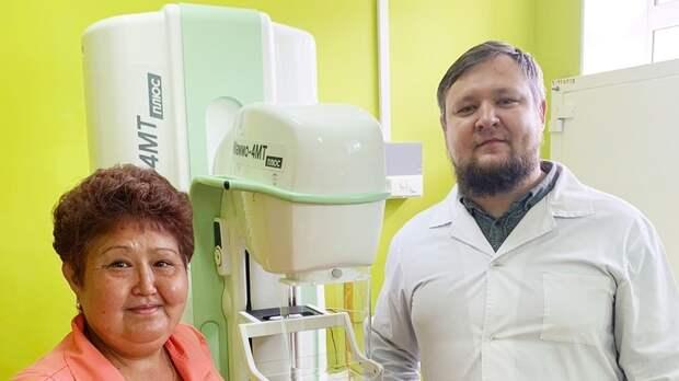 Больница Нижней Тавды приобрела цифровой маммограф за14млн рублей