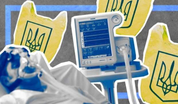Эпидемиолог предрек Украине коллапс из-за коронавируса
