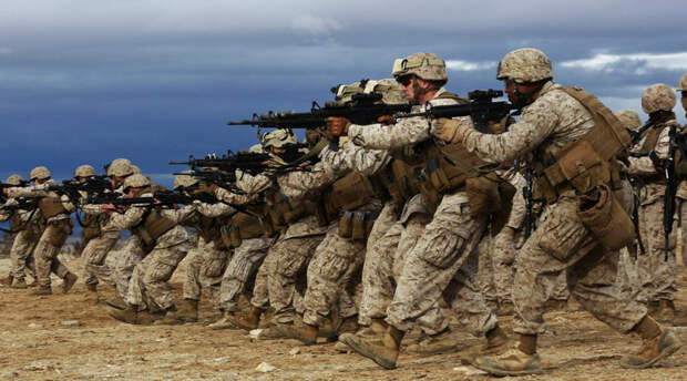 Американские морпехи: самый крутой спецназ мира?