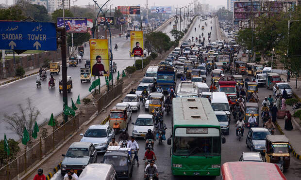 Топ-9 худших для жизни городов мира