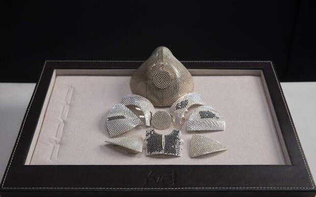 В Израиле изготовили защитную маску за 1,5 млн долларов