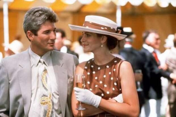 Пары из голливудских хитов могли быть сыграны другими актерами