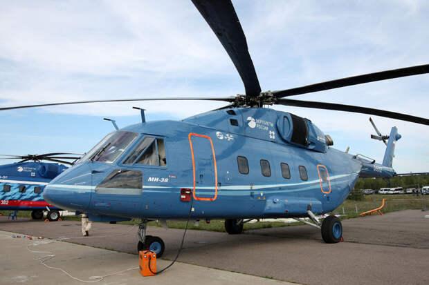 Вертолёт «Ми-38» получит «арктическую» версию