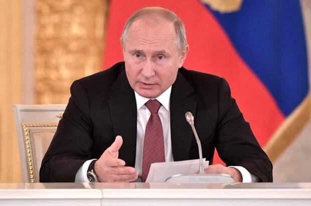 Владимир Путин поделился, какой видит идеальную систему социальной защиты в России