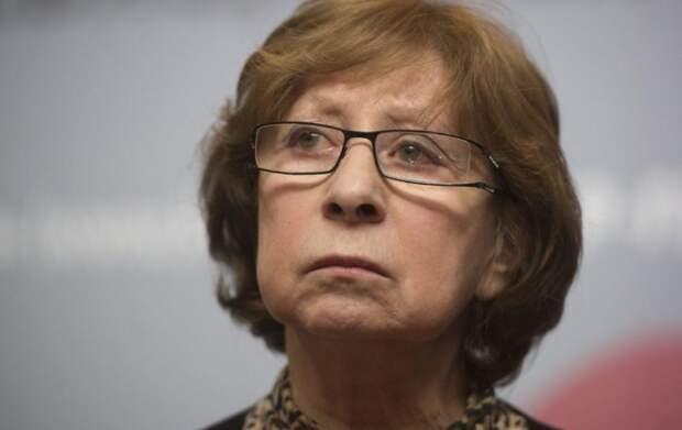 Ахеджакова вступилась за оскорбившего россиян Панина