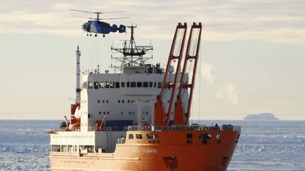 Права на Антарктиду: политолог допустил борьбу за общие территории после заявления Японии