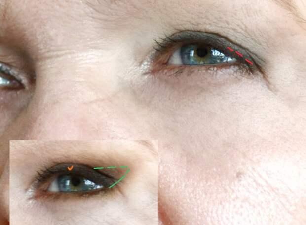Необязательно достигать той интенсивности цвета, которое на фото. На фото для большей наглядности взять более темный цвет