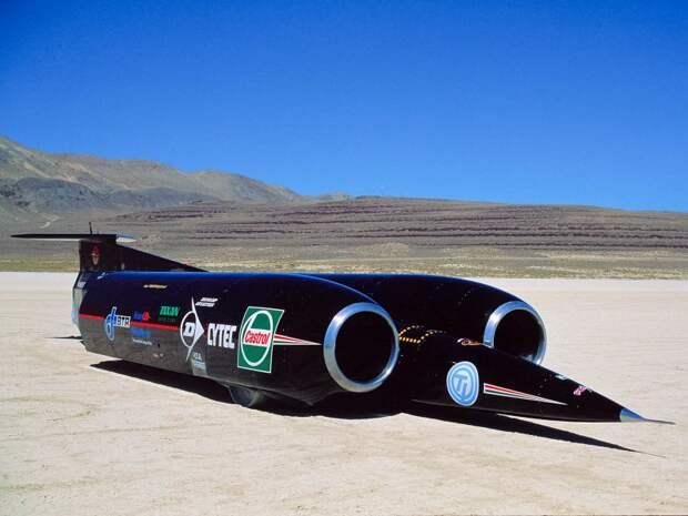 Самый быстрый в абсолютном зачете авто, рекорд