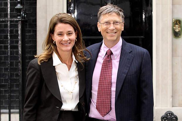 Связь с Эпштейном и раздел 130 миллиардов долларов: выяснились подробности развода Билла и Мелинды Гейтс