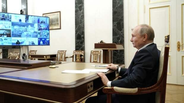 Путин призвал убрать абсурдные правила в социальной сфере РФ