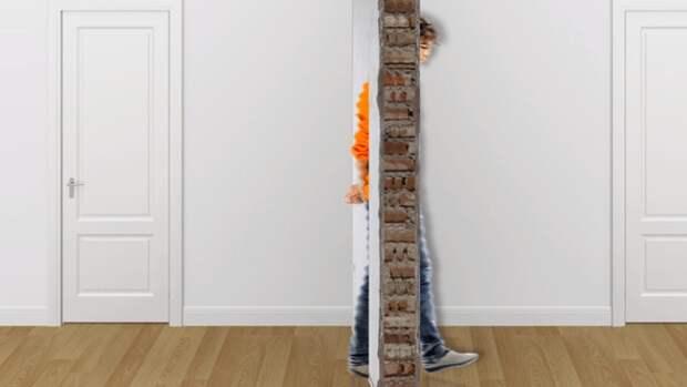Может ли человек пройти сквозь стену