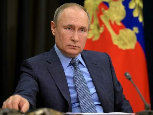 Путин зря тревожится— народ достаточно запуган