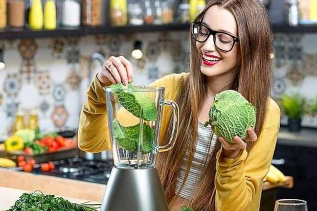 Весенний детокс - избавьтесь от токсинов