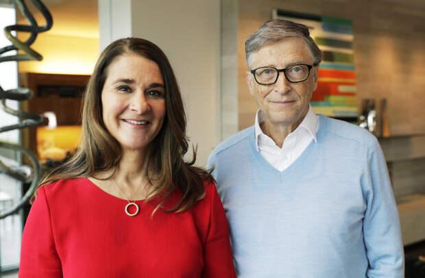 «Развод – дело тонкое»: Мелинда Гейтс обвинила Билла в измене