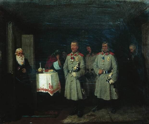 Русская живопись: Леонид Соломаткин (57 работ)