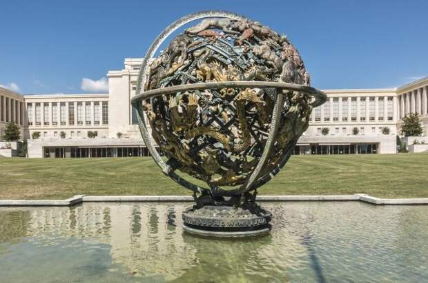 Офис ООН в Женеве заявил о готовности провести переговоры Путина и Байдена
