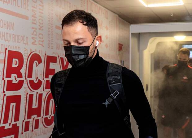 Тедеско мог уйти из «Спартака» в «Марсель» в феврале