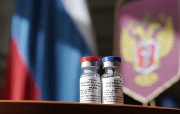 На Украине начали массово применять российскую вакцину от коронавируса