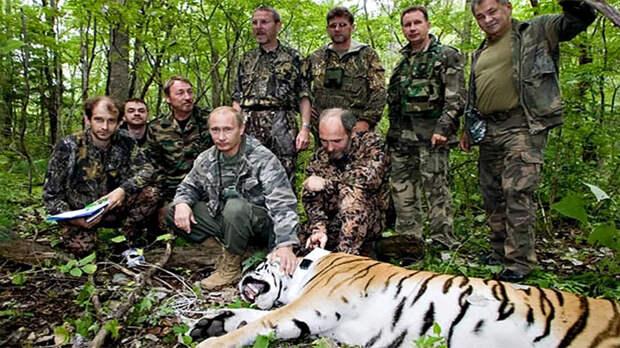 Код от Путина: «Встань, когда с тобой говорит Человек». Кто сегодня Шерхан, кто Табаки, кто обезьяны