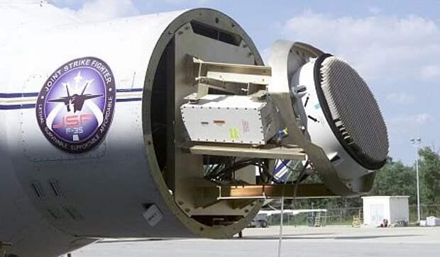 F-35 — летающий радар ПВО