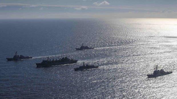 В Sohu рассказали о ловушке Москвы для кораблей НАТО на «заднем дворе» России