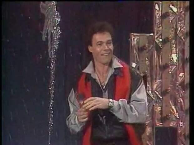 Михаил Муромов - Яблоки на снегу (Песня года 1988)