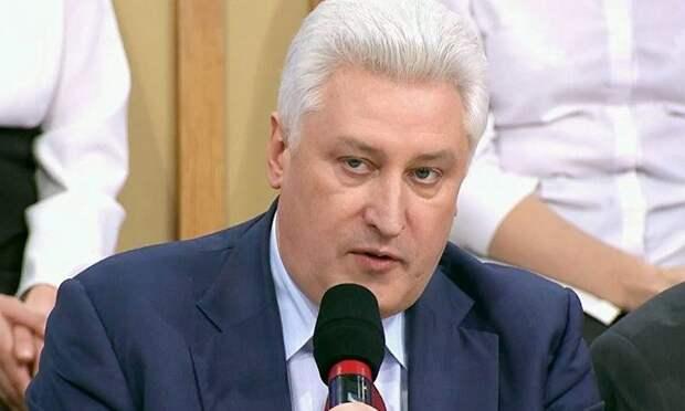 Коротченко: прибалтийские политики должны подумать о готовности «подставляться» под российские ракеты