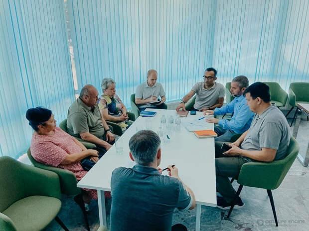 ЦУР и управляющие компании Майкопа договорились о сотрудничестве