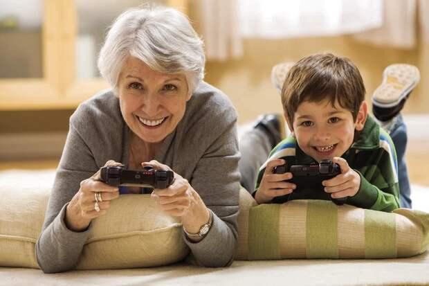Современные, «новые» бабушки в 2021, чем они отличаются от прежних