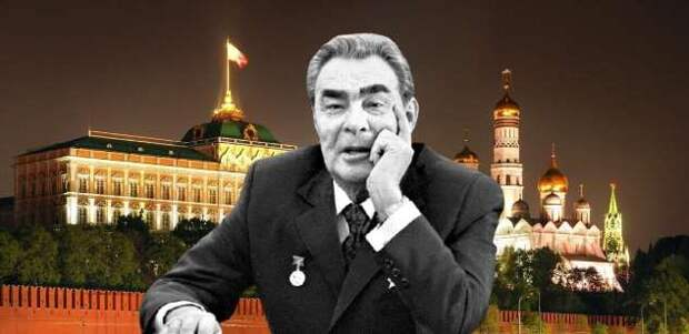 Как мы жили во времена Брежнева (4 фото)