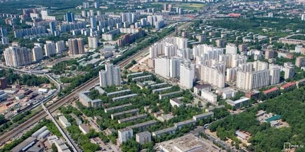 Цены на недвижимость в Войковском растут