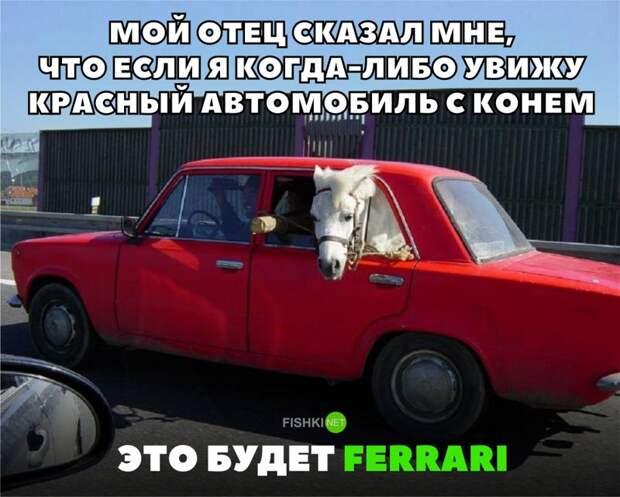 Подборка автомобильных приколов авто, автоприколы, приколы