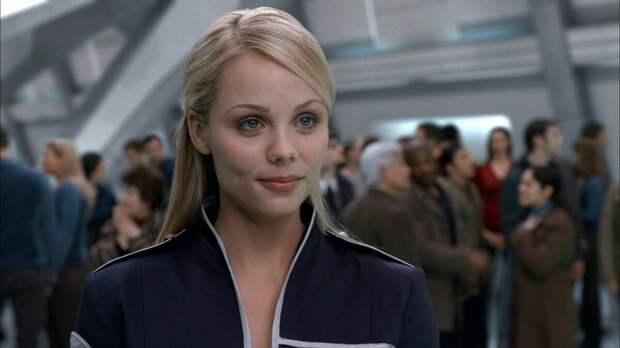 "Кадр из сериала ""Визитеры"" (2009)"
