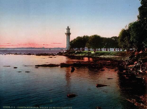 Цветные открытки Константинополя 11