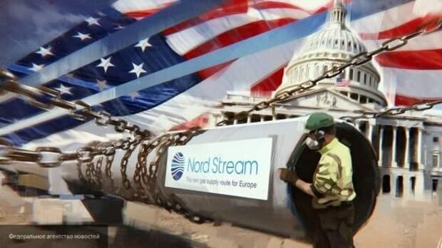 """США побуждают Европарламент запретить строительство """"Северного потока — 2"""""""