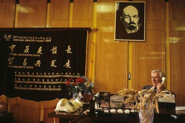 Россия 90-ых в фотографиях французского фотожурналиста Жан-Поля Гийото