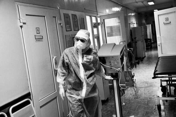 На Кубани 31 тысяча медиков поставили прививку от коронавируса